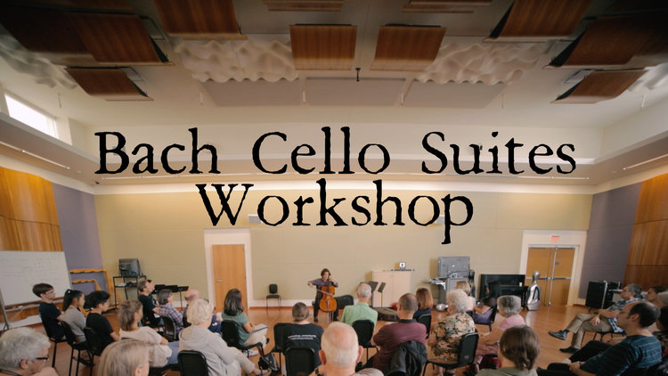 Why do cellists study the Bach Cello Suites?